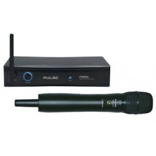 2.4GHz Wireless Handheld Microphone System Pulse-PWM24-HH