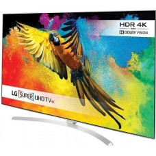 49in Super UHD 4K Smart HDR TV with Freeview and Freesat HD LG49UH770V