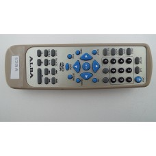 Alba DVD Remote Control Model SJ-51A