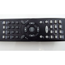 DVD Remote Control Black